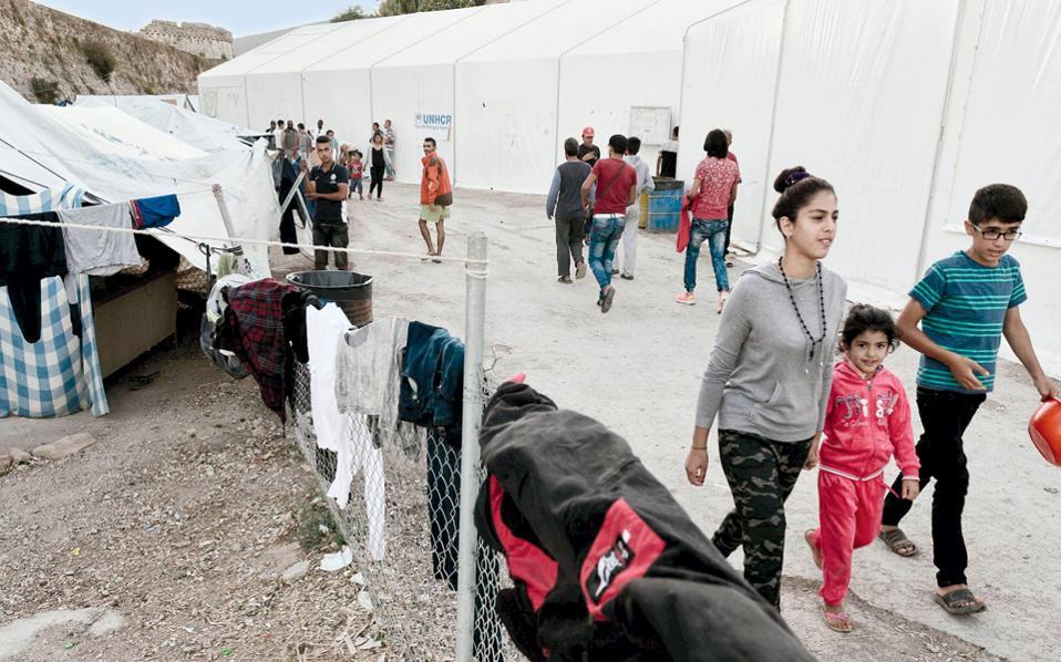 Από τις αρχές Μαΐου έως χθες, είχαν φθάσει στη Χίο 723 πρόσφυγες και μετανάστες, σε σύνολο 1.257 αφίξεων.