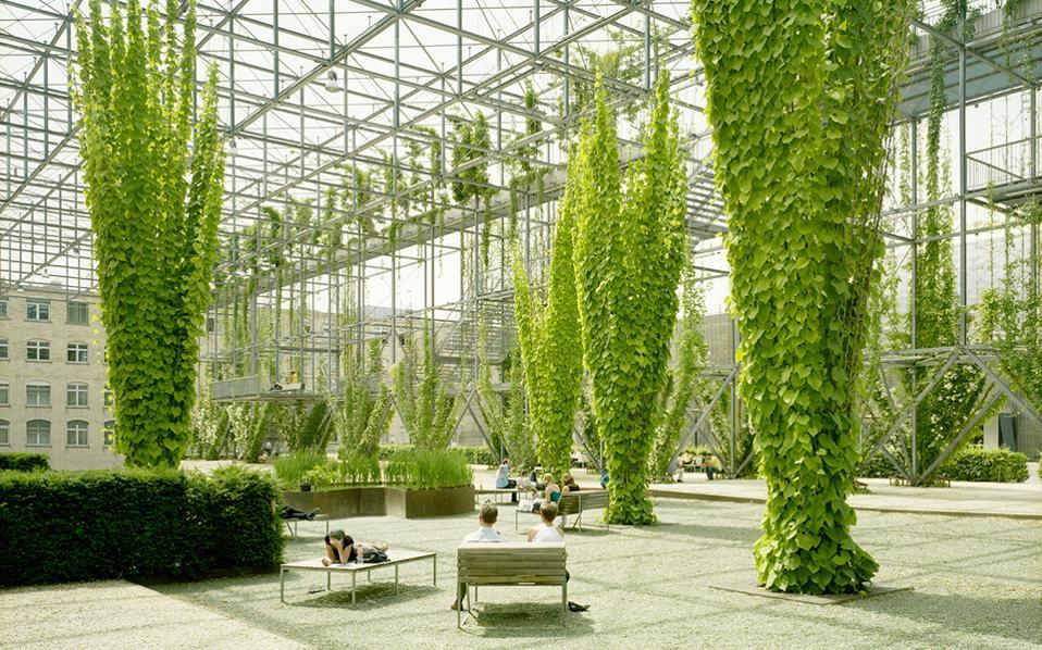 Για το Πάρκο MFO, του γραφείου Burckhardt + Partner - Raderschallpartner (Ζυρίχη - Ελβετία, 2002) θα μιλήσουν οι Κατερίνα Κούρκουλα και Hannes Gutberlet.