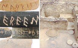 Τα διαφορετικά σχήματα των γραμμάτων, αν δεν αποδεικνύουν, τουλάχιστον αφήνουν ανοικτό το ενδεχόμενο μιας πολύγλωσσης και πολυδιαλεκτικής αποικίας στην αρχαία Αργιλο.