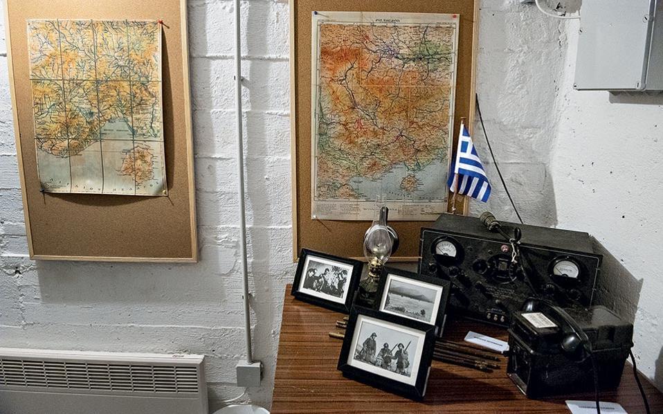 Το Λίσσε αναμένεται να προσελκύσει υψηλού επιπέδου τουρισμό. Εδώ, κειμήλια και στρατιωτικοί χάρτες εποχής στις στοές του οχυρού.