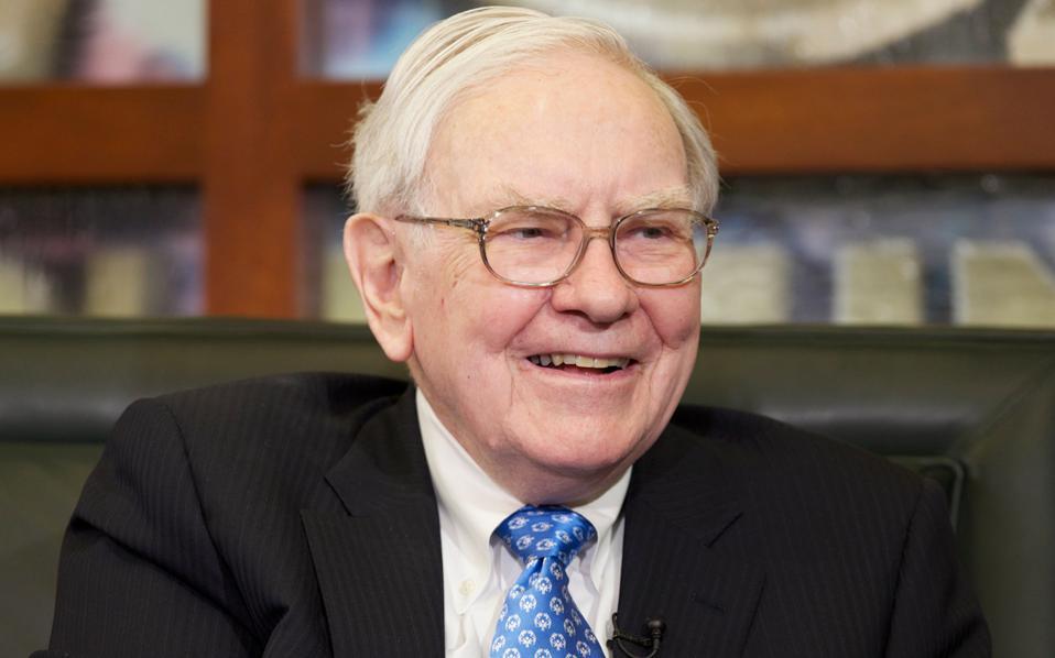 Στη γενική συνέλευση της Berkshire Hathaway, ο Μπάφετ επισήμανε πόσο πολλά υποσχόμενος είναι ο κλάδος της υψηλής τεχνολογίας όσον αφορά τις αποδόσεις των μετοχών του και πόσο πολύ άργησε να το αντιληφθεί.