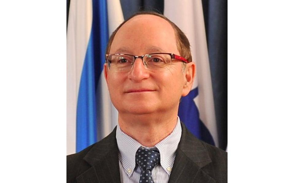 Ρον Ανταμ: Συζητούμε την προοπτική ο αγωγός να φθάνει στην Ελλάδα και από εκεί στην Ιταλία. Θα συνδέει το Ισραήλ με την Ευρώπη.