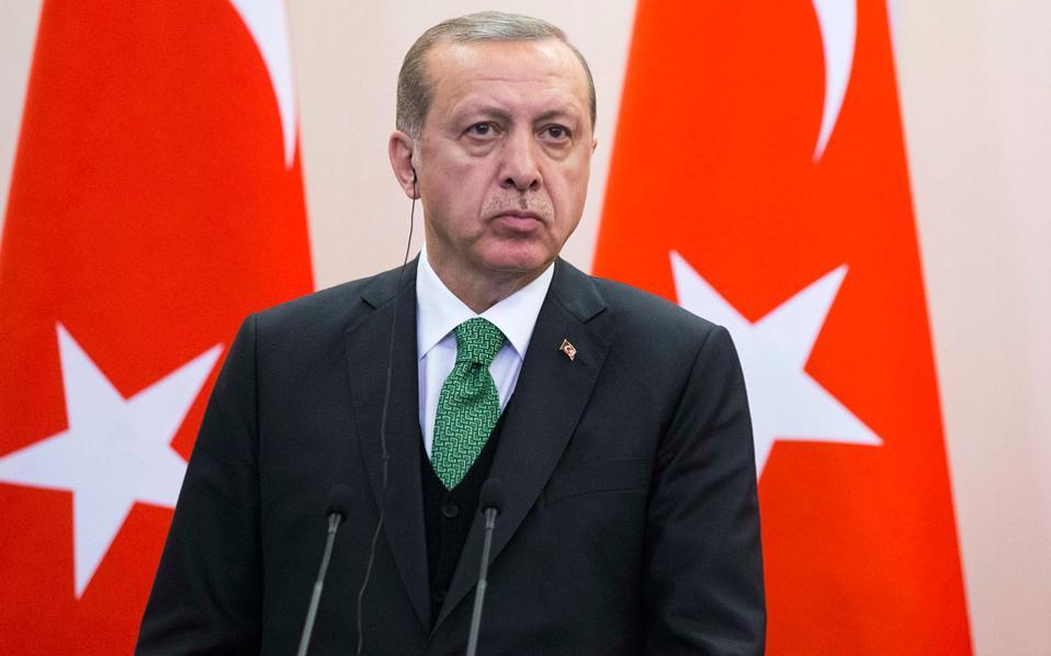Ο Ερντογάν χαιρετίζει το νέο πολιτικό μανιφέστο της Χαμάς και υπογραμμίζει τη σημασία της εθνικής συνεννόησης στο στρατόπεδο των Παλαιστινίων.
