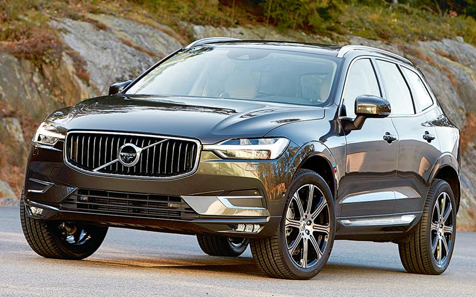 VOLVO XC60. Μία από τις καλύτερες και πιο κομψές προτάσεις στην κατηγορία των premium SUV είναι το μεγάλο XC90 όσο και το XC60. Μάλιστα, από το φθινόπωρο αναμένεται η νέα γενιά XC60, με κίνηση στους μπροστινούς ή στους τέσσερις τροχούς και με υπερτροφοδοτούμενους δίλιτρους κινητήρες βενζίνης και πετρελαίου.