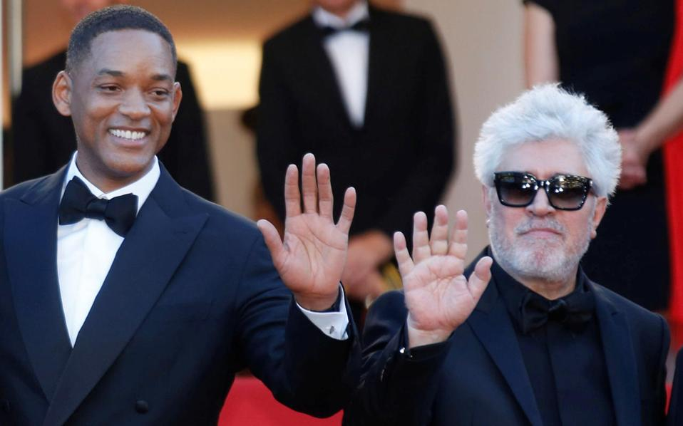 will-smith-pedro-almodovar-cannes-2017