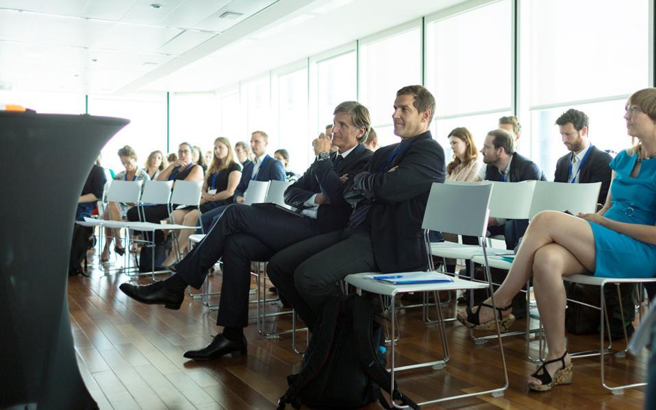 Μερικές από τις πιο επιτυχημένες και ταχύτατα αναπτυσσόμενες startups στον τομέα της Υγείας συμμετείχαν στη συνάντηση που διοργάνωσε στο Παρίσι το Ευρωπαϊκό Κέντρο Ερευνας και Καινοτομίας.