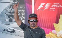 Στο αυριανό γκραν πρι επιστρέφει ύστερα από απουσία ενός αγώνα ο πρώην παγκόσμιος πρωταθλητής Φερνάντο Αλόνσο με τη Μακλάρεν του.