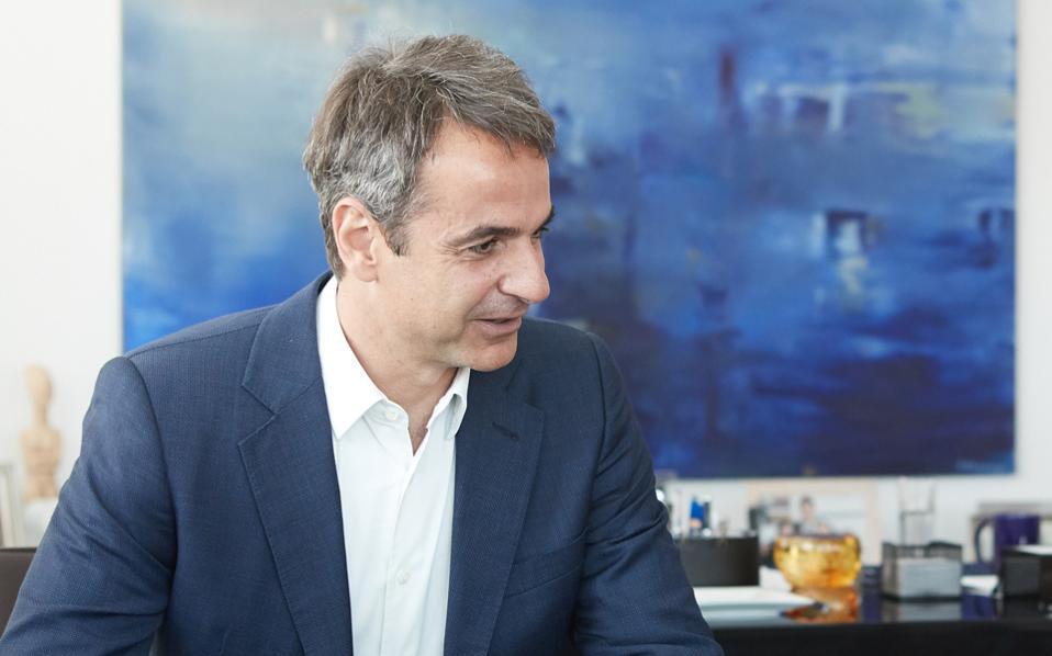 Ο Κυρ. Μητσοτάκης δεν αναδεικνύει για πρώτη φορά το δόγμα «νόμος και τάξη». Τον Φεβρουάριο, υπογράμμισε την έξαρση της εγκληματικότητας σε επίκαιρη ερώτηση που συζητήθηκε στην «Ωρα του πρωθυπουργού».
