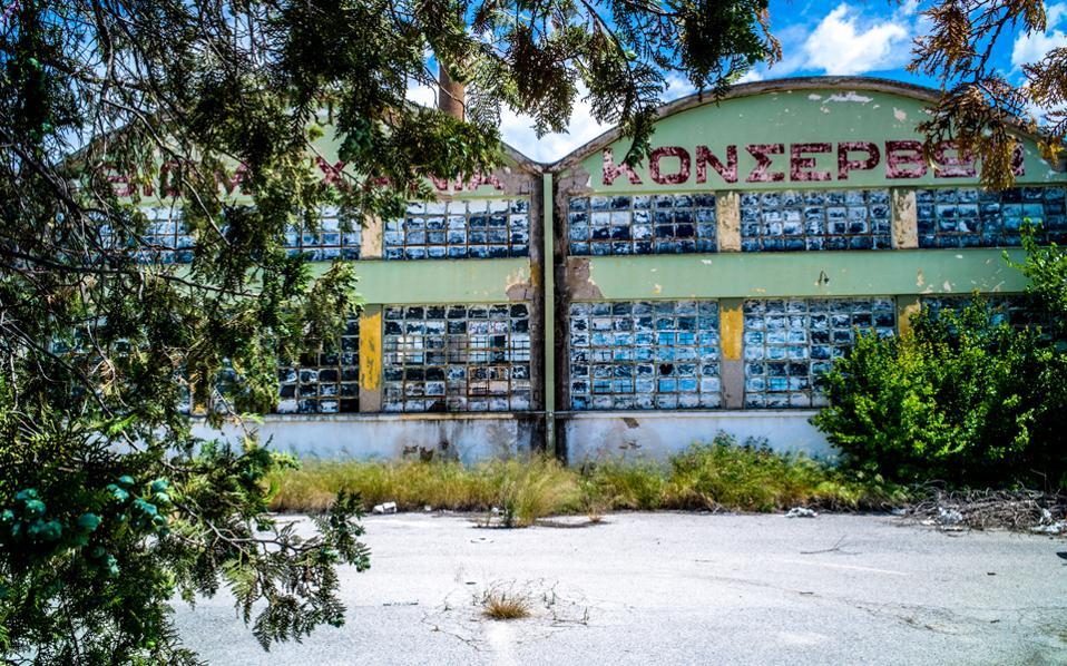 Το εγκαταλελειμμένο εργοστάσιο «ΡΕΑ» θα μετατραπεί σε δυναμικό τόπο ζωντανής καλλιτεχνικής δράσης.