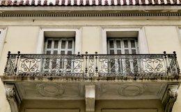 Αλεξάνδρου Σούτσου 4. Αθηναϊκό σπίτι του 1900.