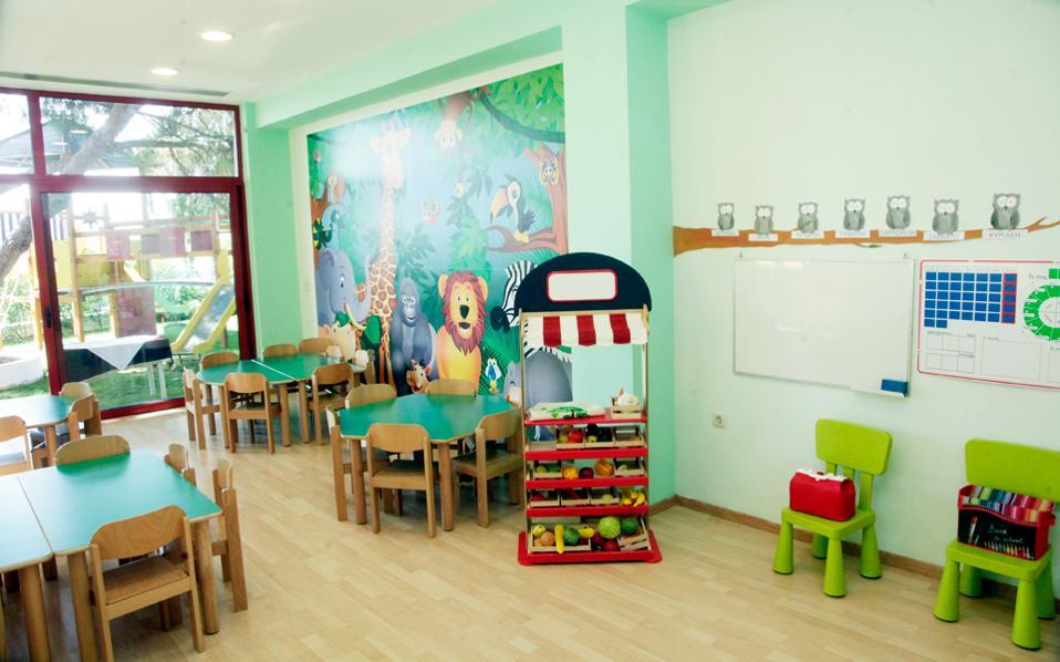 Φέτος θα διατεθούν 205 εκατ. ευρώ για τους παιδικούς σταθμούς, εκ των οποίων τα 132 από εθνικούς πόρους.