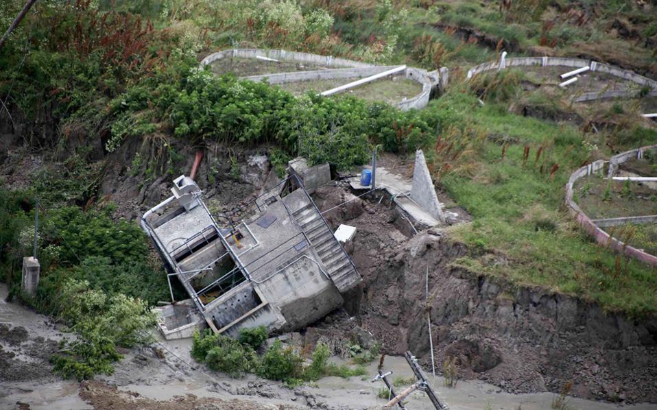 Η πρόσφατη κατολίσθηση του ορυχείου Αμυνταίου μεγέθυνε το πρόβλημα.