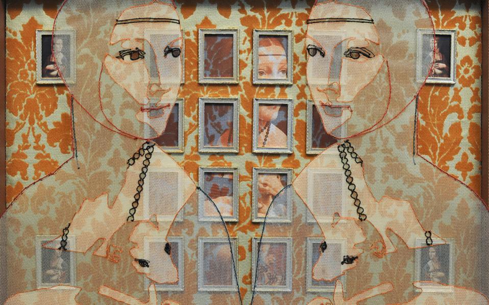 Με έμπνευση από την «Κυρία με την ερμίνα». Του Δημήτρη Σκουρογιάννη.