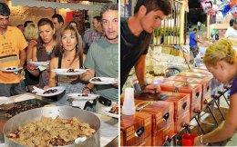 Δεκάδες γιορτές διοργανώνονται κάθε χρόνο σε διάφορες περιοχές της Ελλάδας προκειμένου να ξεχωρίσουν με τα προϊόντα τους ακόμη και σε διεθνές επίπεδο.