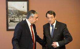 Για διαδικαστικά θέματα συζήτησαν χθες οι κ. Αναστασιάδης και Ακιντζί.