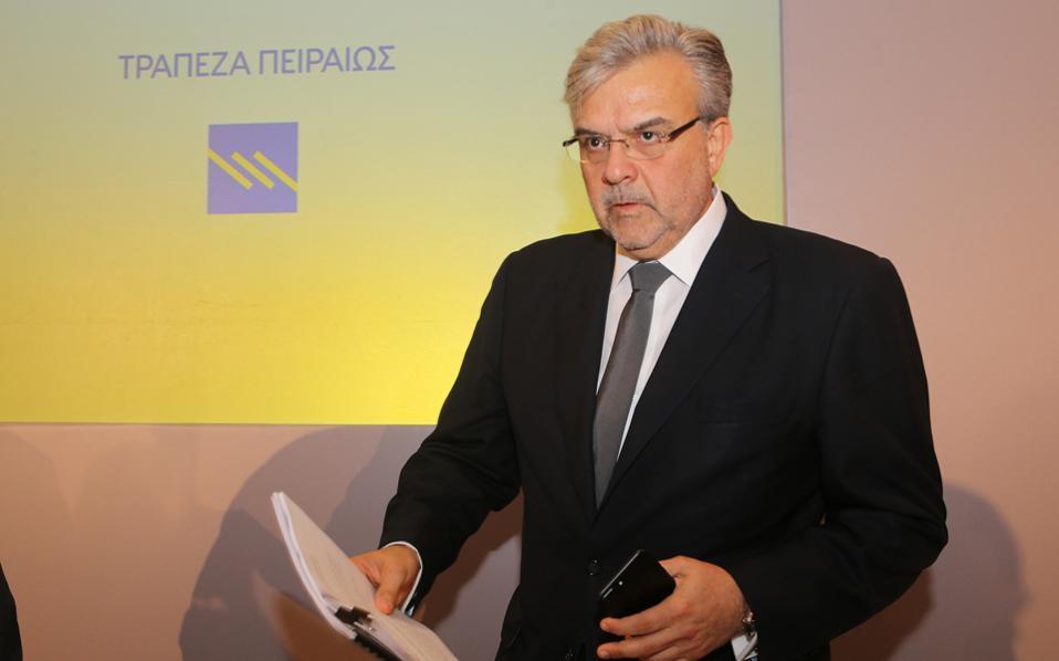 «Μετά τις αποφάσεις του πρόσφατου Eurogroup το οικονομικό περιβάλλον αναμένεται να βελτιωθεί αισθητά, επιτρέποντας στη χώρα να γυρίσει σελίδα και όλοι να εστιάσουμε στο πραγματικό ζητούμενο που είναι η επιστροφή στην ανάπτυξη», σημείωσε ο CEO της Πειραιώς Χρήστος Μεγάλου, μιλώντας στη γ.σ. των μετόχων της τράπεζας.