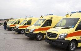 Σε πολλά νησιά οι διασώστες δεν επαρκούν προκειμένου να υπάρχει 24ωρη κάλυψη από ασθενοφόρο του ΕΚΑΒ.