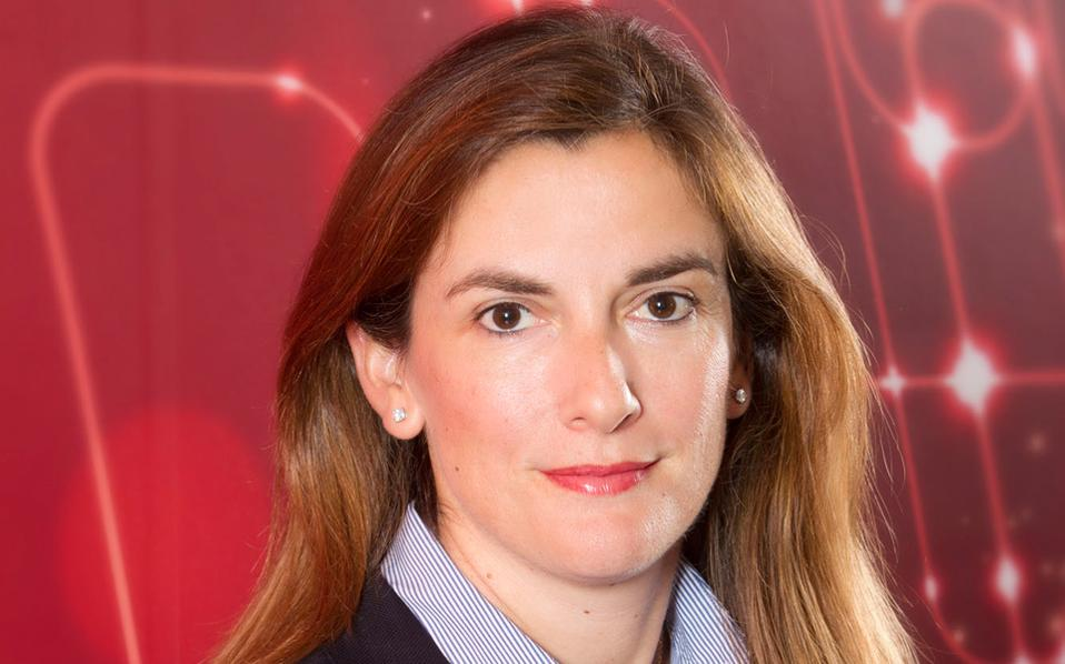 «Το 2016 τα POS αυξήθηκαν κατά 100.000, ανάλογη επέκταση αναμένεται και το 2017», λέει η κ. Παλημέρη.