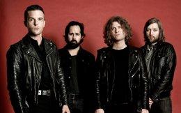 Συναυλία των Killers απόψε στην πλατεία Νερού, στο Φάληρο.