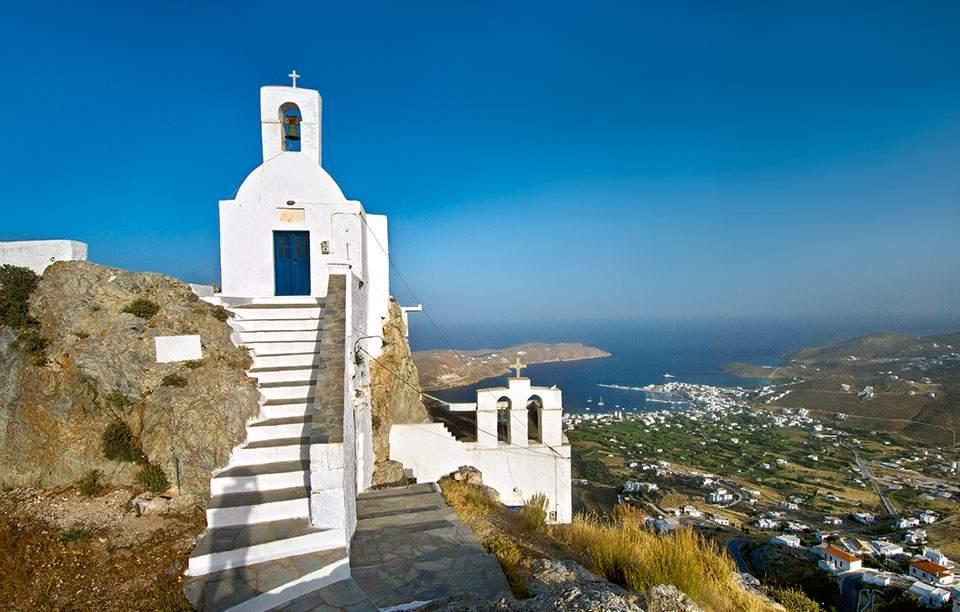 Η Σέριφος σαν ψίθυρος | Στην Ελλάδα | Η ΚΑΘΗΜΕΡΙΝΗ