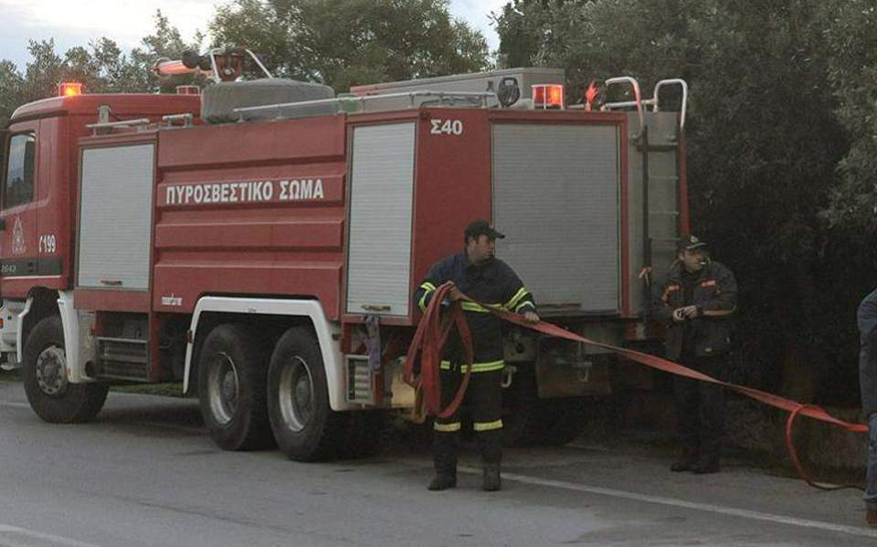 8f1e1342dd Σε εξέλιξη πυρκαγιά στο Ίλιον Αττικής