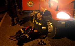 a-firefighte