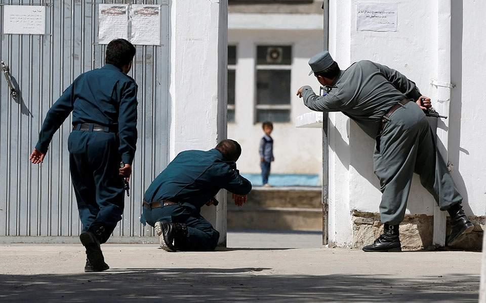 afghan-polic