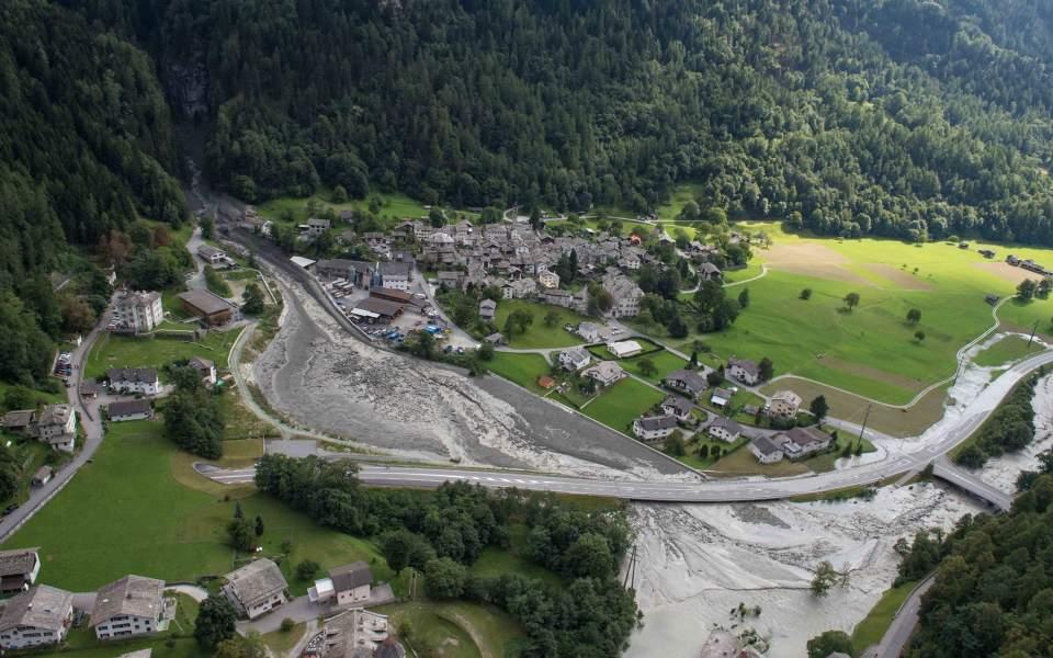 landlslide