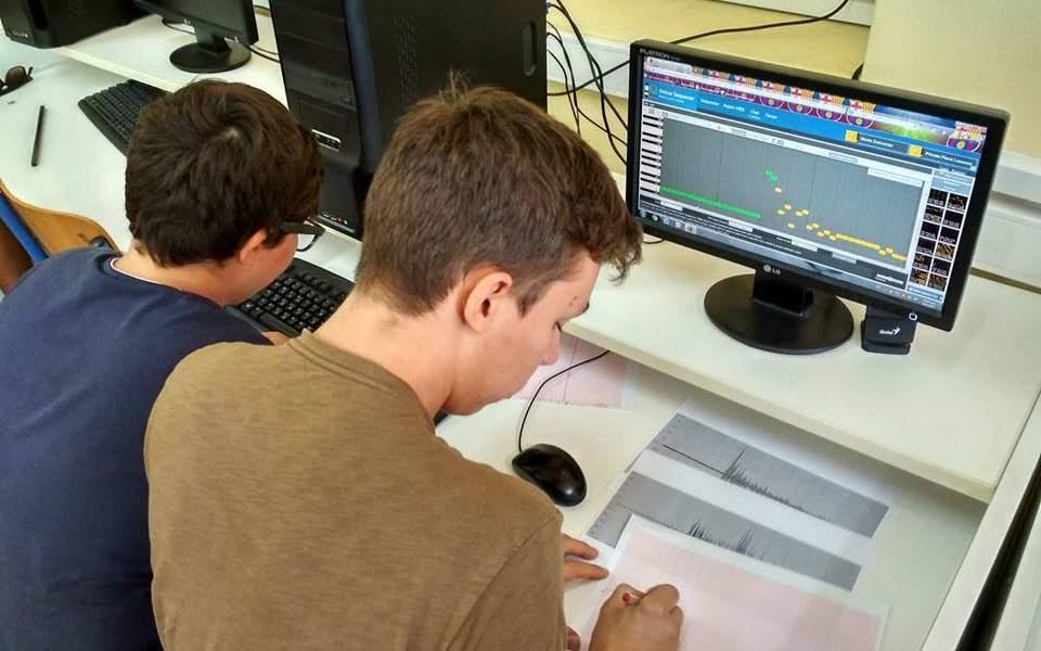 Μαθητές Λυκείου με «ειδίκευση» σεισμολόγου