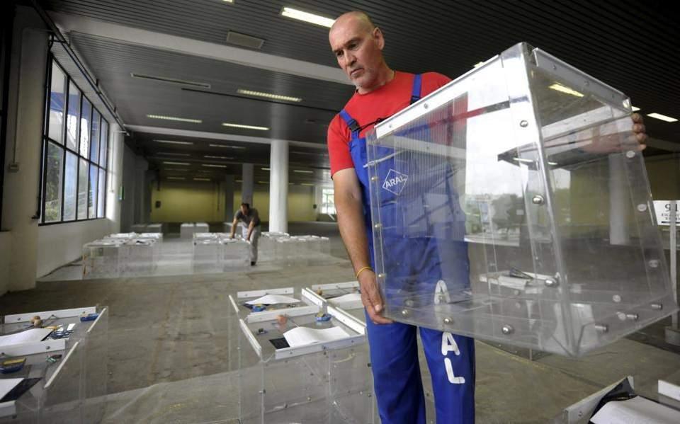 Στον «αέρα» οι εκλογές της Κεντροαριστεράς