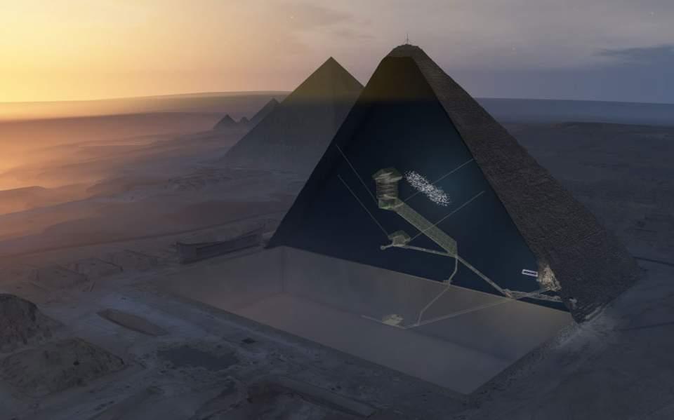 pyramidakeno