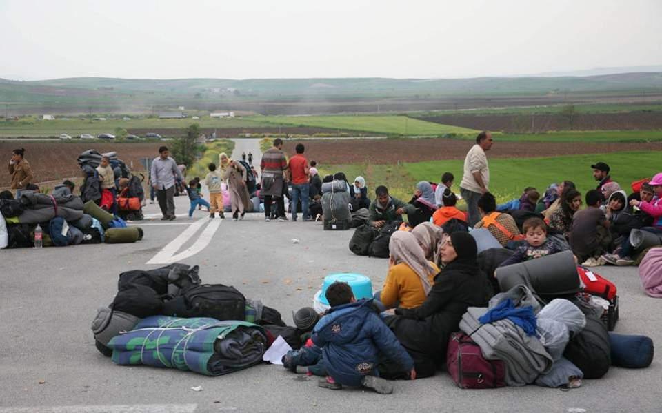 Αποτέλεσμα εικόνας για εβρος μεταναστες