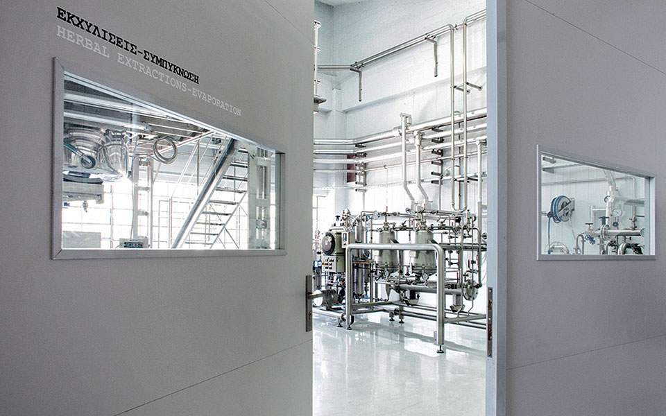 herbal-extraction-unit