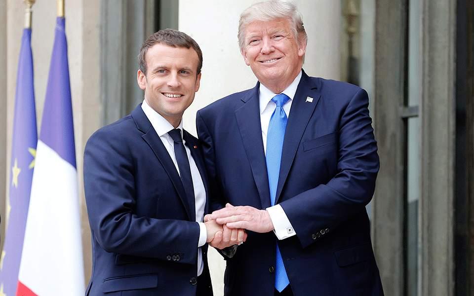 donald-trump-emmanuel-macron-handshake