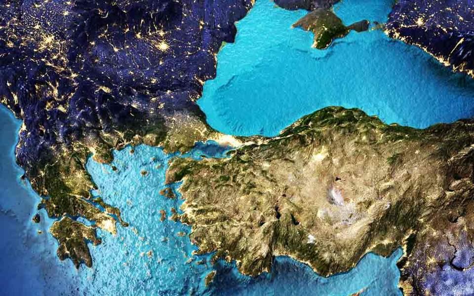 Αποτέλεσμα εικόνας για γεωπολιτικη ελλάδα-τουρκία