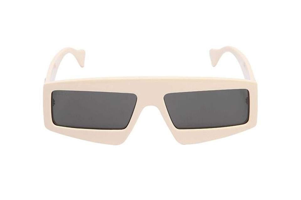 7733298014 Κοκάλινα γυαλιά με τετράγωνο σχήμα €300