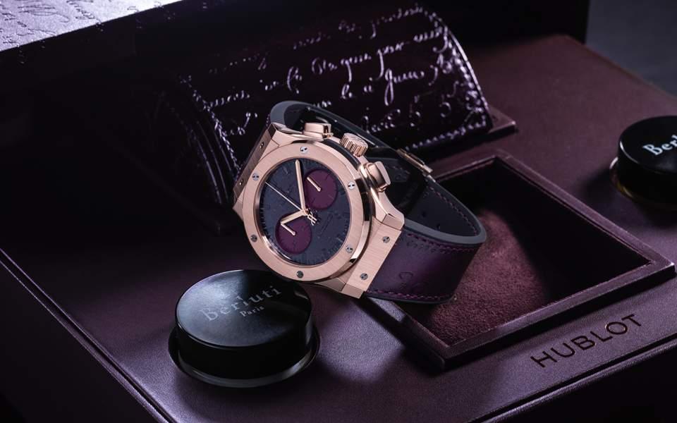 classic-fusion-chronograph-berluti-scritto-bordeaux