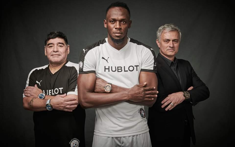 hublot-ambassadors-diego-maradona-usain-bolt-jose-mourinho-1