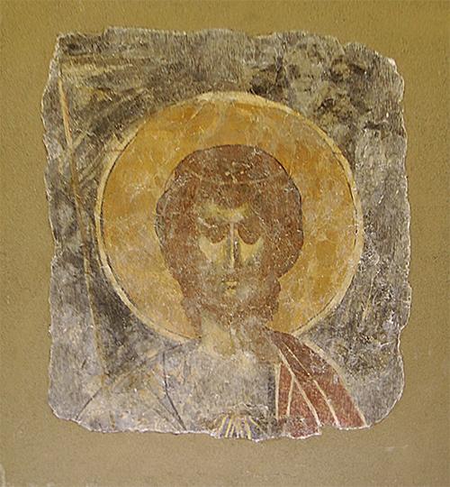 Η περιπέτεια  των τεσσάρων τοιχογραφιών στον Ιερό Ναό της Παλαιοπαναγιάς της Στενής bec14