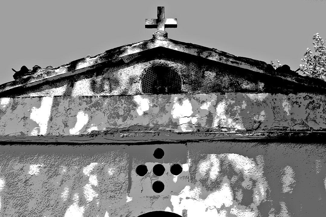 Η περιπέτεια  των τεσσάρων τοιχογραφιών στον Ιερό Ναό της Παλαιοπαναγιάς της Στενής bec2