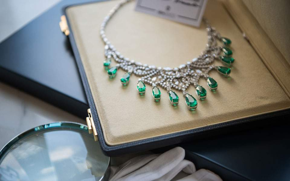 michael-gad-emerald-and-diamond-necklace