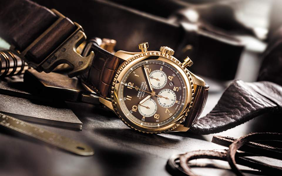 navitimer-8-b01-in-18-k-red-gold-with-a-bronze-dial-and-a-brown-alligator-leather-strap