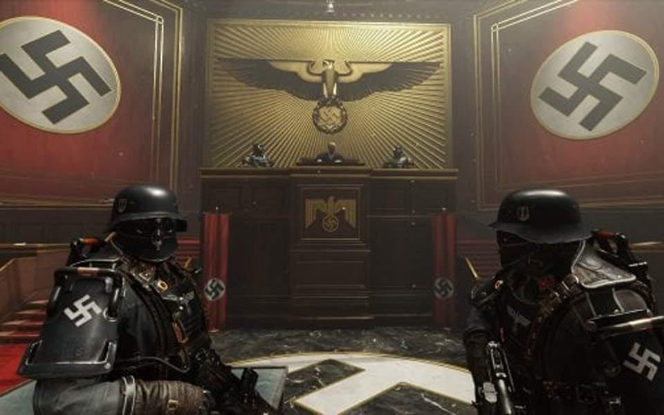 nazi-games