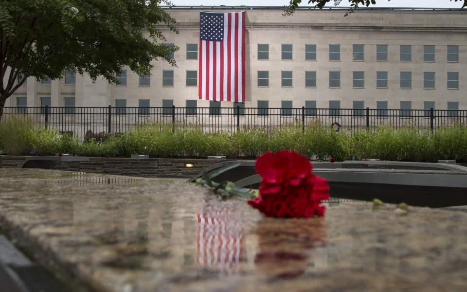 add28ff5c8 Νέα Υόρκη  Ράγισαν καρδιές για τα θύματα της 11ης Σεπτεμβρίου ...