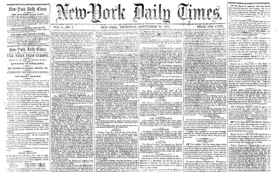 first_nytimes_frontpage_1851-9-182