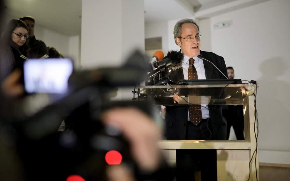 Η ΝΔ ζητάει την παραίτηση Μυλόπουλου -Με αφορμή τις αποκαλύψεις για το ΑΠΘ