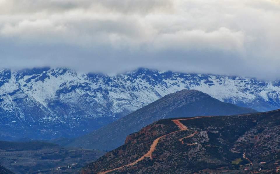 Χιόνια και θυελλώδεις βοριάδες την Παρασκευή - 10.000 κεραυνούς «έφερε» η Πηνελόπη