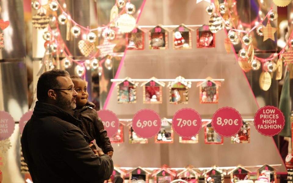 μαγαζια χριστουγεννα