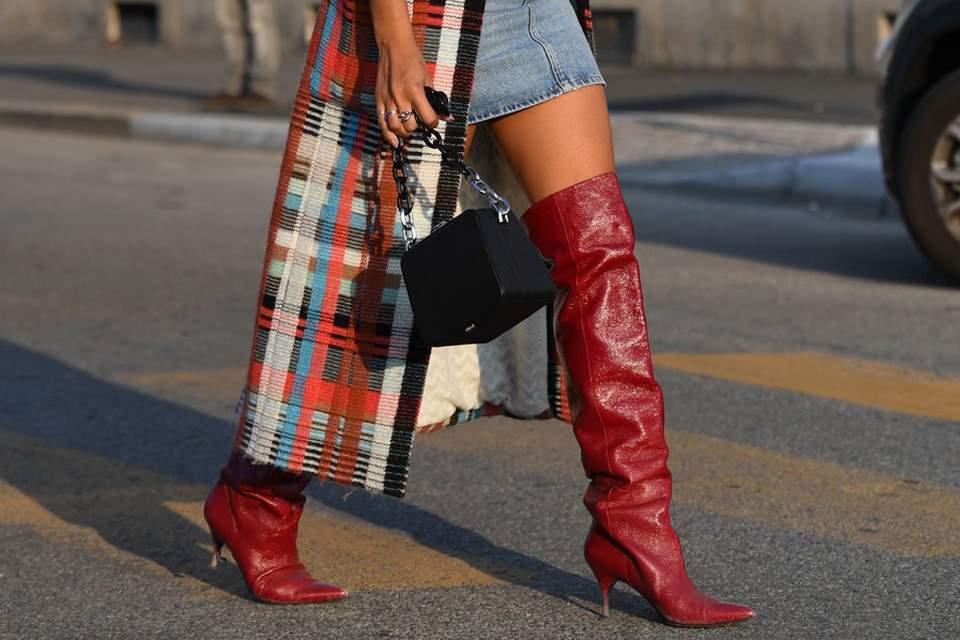 0ee5f465138d 7 τρόποι να φορέσεις τις over-the-knee μπότες σου αυτό το Χειμώνα ...