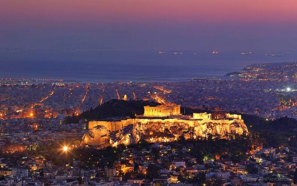 athens-night